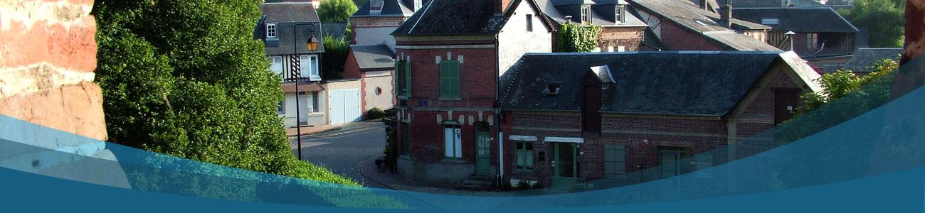 Mairie de Blangy-le-Château