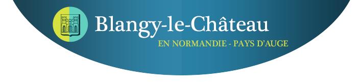 Mairie de Blangy-le-Château - Normandie - Pays d'Auge