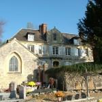 Le presbytère de Blangy le Château