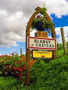 Blangy le Château village fleuri 2 fleurs