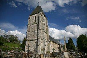 Eglise de Blangy le Château