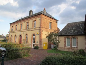 Ancienne  école des filles de Blangy le Château