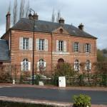 Ancienne gendarmerie de Blangy le Château
