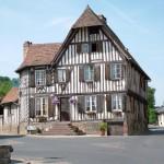 Blangy-le-Château, village au fil de l'eau