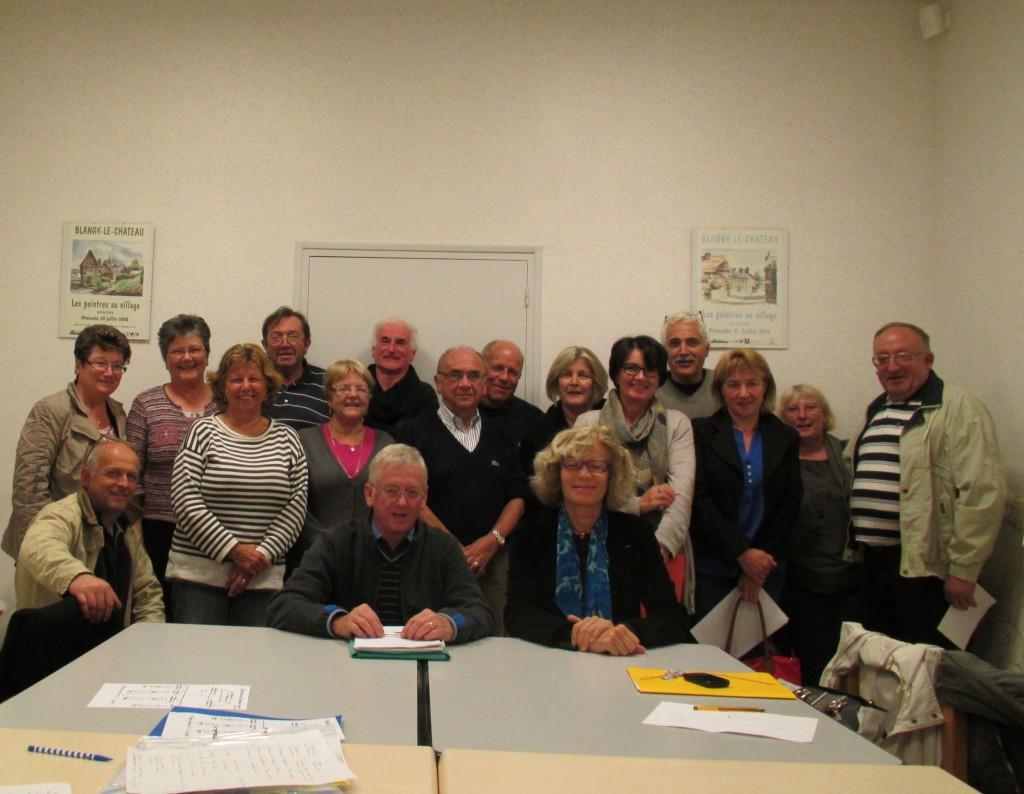 Comité de Jumelage de Blangy le Château - North Tawton