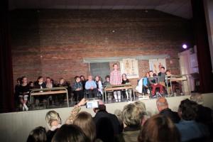 Théâtre : l'école des anciens à Blangy